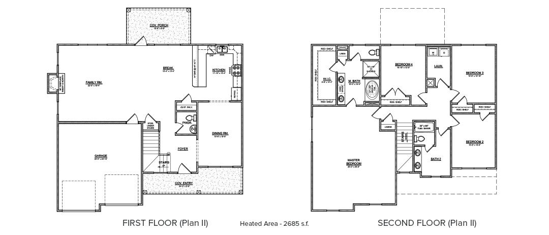 The Cypress Models Cornerstone Homes – Cornerstone Homes Floor Plans